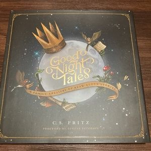Good Night Tales: Family Read-Aloud Stories Book